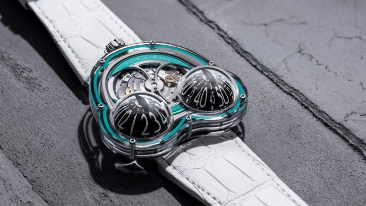 MB&F Reveals Limited Edition HM3 FrogX replica Watch