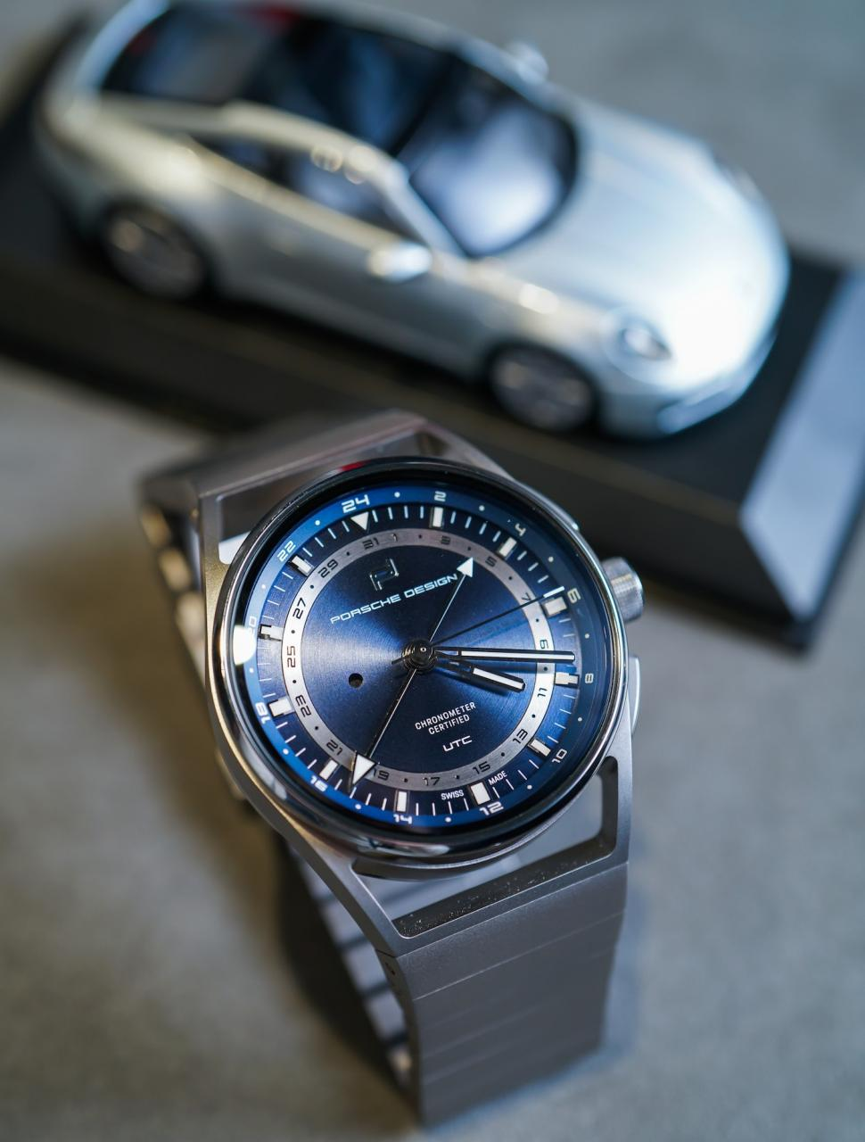 Porsche Design 1919 Globetimer UTC fake Watches